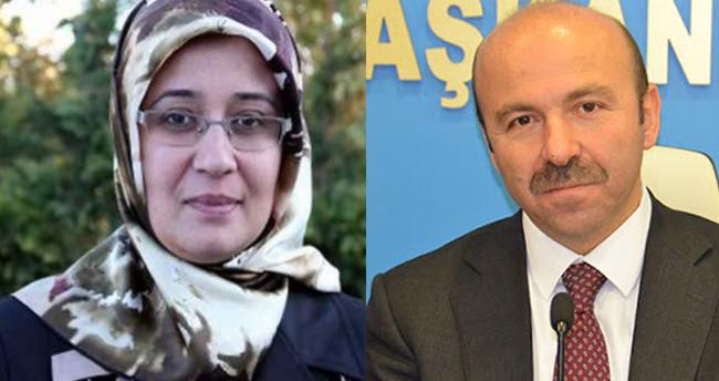 AK Parti'de Tüfekçi ve Samancı'ya önemli görev