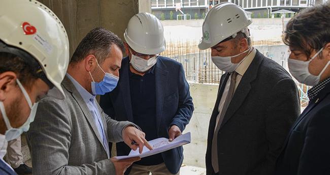 Başkan Kavuş, yerinde inceledi! Meram'a 40 derslikli eğitim kampüsü