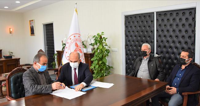 Protokol imzalandı! Konyalı hayırseverden Selçuklu'ya 112 Acil Sağlık Hizmetleri İstasyonu