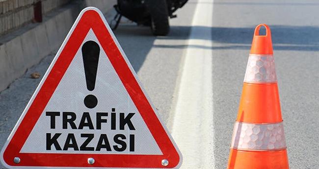 Konya'da feci kaza : Motosikletin çarptığı kadın ile 6 yaşındaki torunu öldü