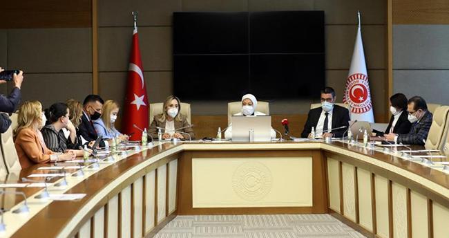 Kadına yönelik şiddetin önlenmesi için kurulan komisyona Konya'dan 2 isim