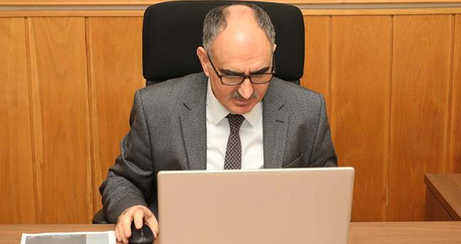 Konya Valisi Özkan tam kapanma değerlendirme toplantısına katıldı